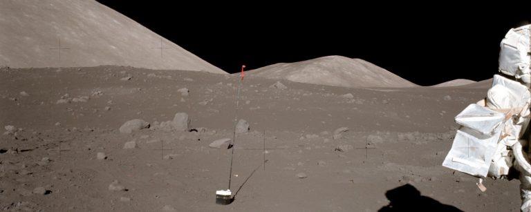 """UFO-tutkija: """"tässä todisteet avaruusolioiden läsnäolosta Apollo 17:n miehitetyn kuulennon aikana"""""""