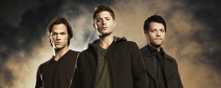 Jensen Ackles, Jared Padalecki ja kumppanit Supernatural-paneelissa