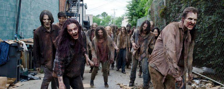 The Walking Dead -sarjan katsojaluvut syöksykierteessä