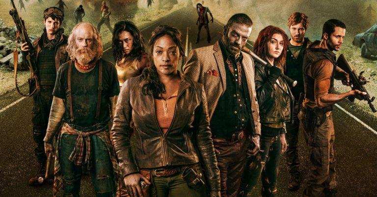Netflix: uusia Z Nation -jaksoja lisätty
