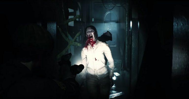 Resident Evil 2 näyttää ensi vuonna todella komealta – traileri