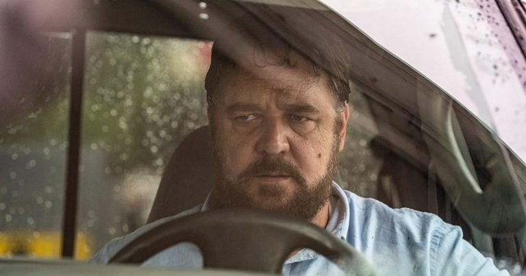 Russell Crowe sekoaa täysin psykologisessa trillerissä Rattiraivo