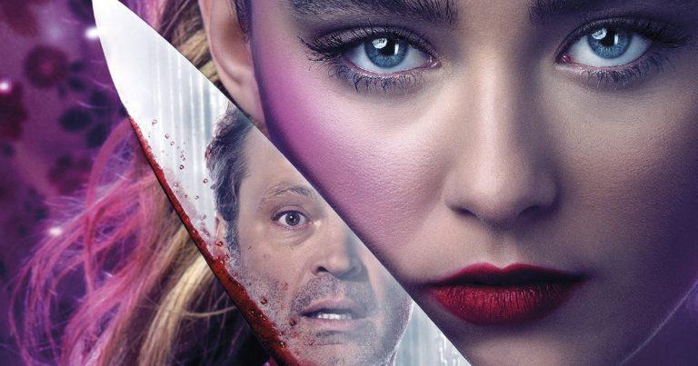 Tänään Suomen leffateattereissa kauhukomedia Freaky – teinitytön ja sarjamurhaajan kehot vaihtuvat yllättäen