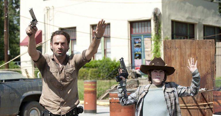 The Walking Dead -sarjan Lydian näyttelijä on valittu