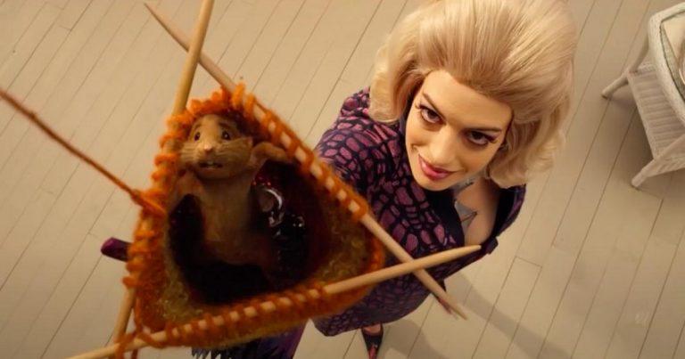 Tältä näyttää Roald Dahlin Kuka pelkää noitia -kirjan pohjalta tehty uusi leffa