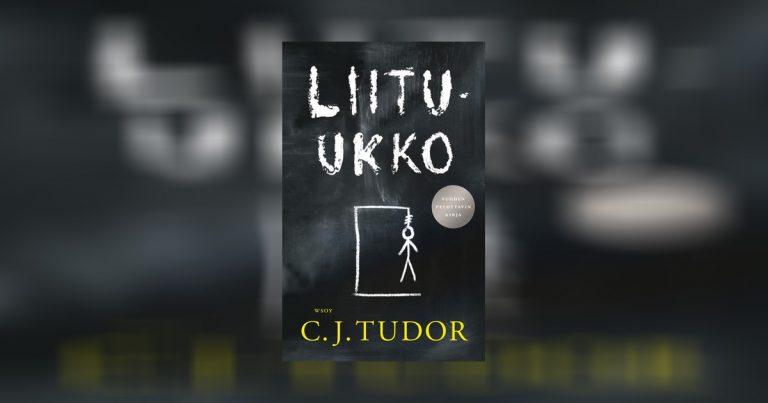 """Stephen King -vertauksia keränneestä Liitu-ukko-romaanista tv-sarja – """"vuoden pelottavin kirja"""""""