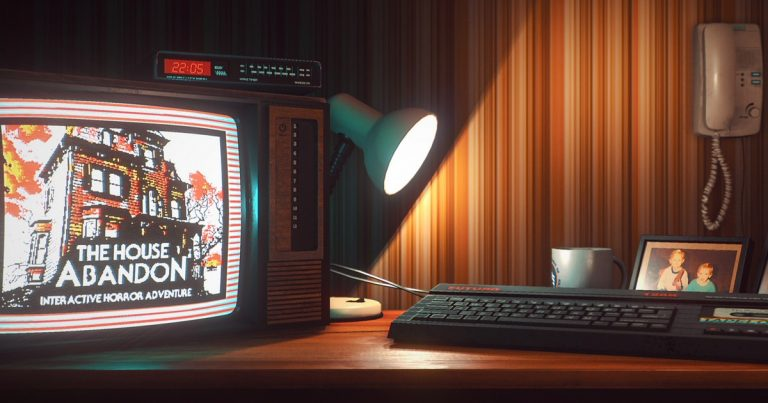 PlayStation 4 ja Xbox One: kauhuseikkailu Stories Untold ilmestyi